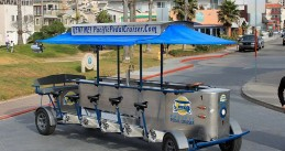 Beer Bike (Source: Wikimedia/PPyland)