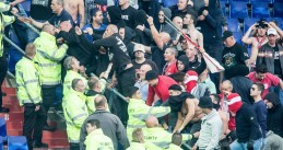 Feyenoord-Liege fight