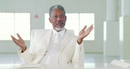 Morgan Freeman - God