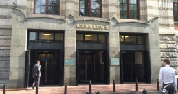 Euronext Amsterdam stock exchange