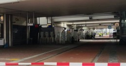 Hoofddorp Station closed