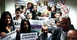 Open_the_Door_to_Transparency-_-StopTTIP_-_15543248792