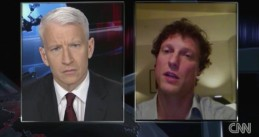 Jeroen Oerlemans on Anderson Cooper 360