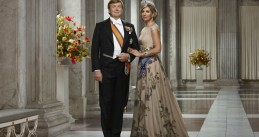 King Willem-Alexander and Queen Maxima